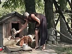 Farmers granny