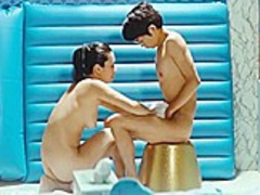 70s awesome katagiri yuko newborn definitive vs chiba shigeru