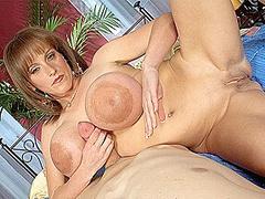 Titties & Tugs renounce-relinquish Cindy Cupps plus J Mac let go-recklessness Scoreland